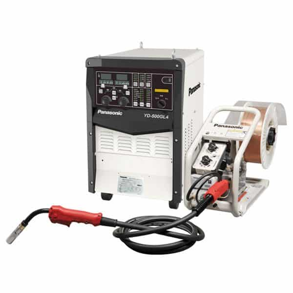 500GL - Máy hàn MIG/MAG xung kỹ thuật số YD-500GL 1