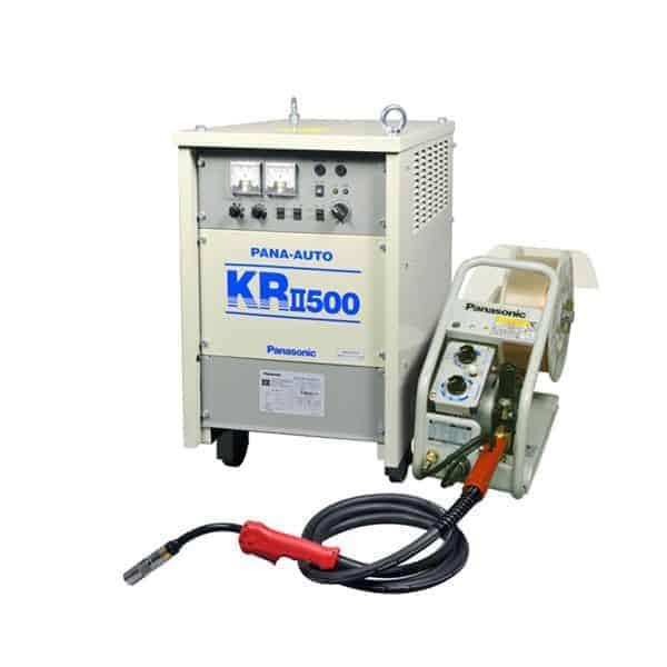 KR500 - MÁY HÀN MIG 500A YD-500KR2 - PANASONIC 1