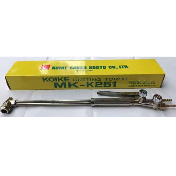 MKK251 - MỎ CẮT OXY GAS MK K251 - KOIKE | NHẬT BẢN 1
