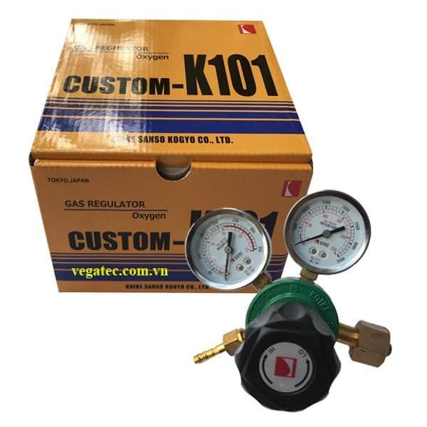 K101 - ĐỒNG HỒ OXY K101 - KOIKE | NHẬT 1