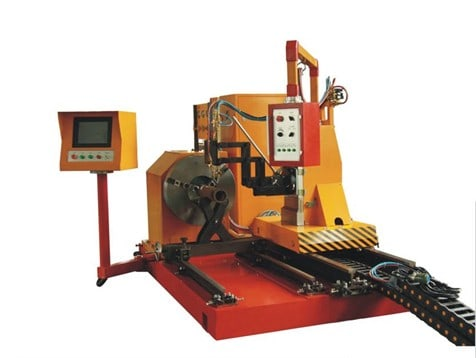 MÁY CẮT ỐNG CNC – 5 trục. CNCXG800-V   Hãng:  TAYOR - China 1