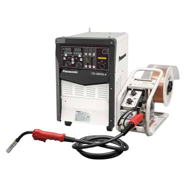Máy hàn MIG/MAG xung kỹ thuật số YD-350GL giá rẻ chính hãng HCM