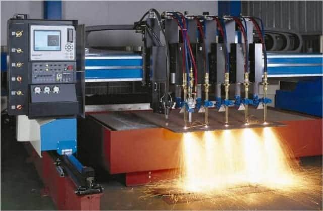 Có nên mua máy cắt plasma Hàn Quốc không