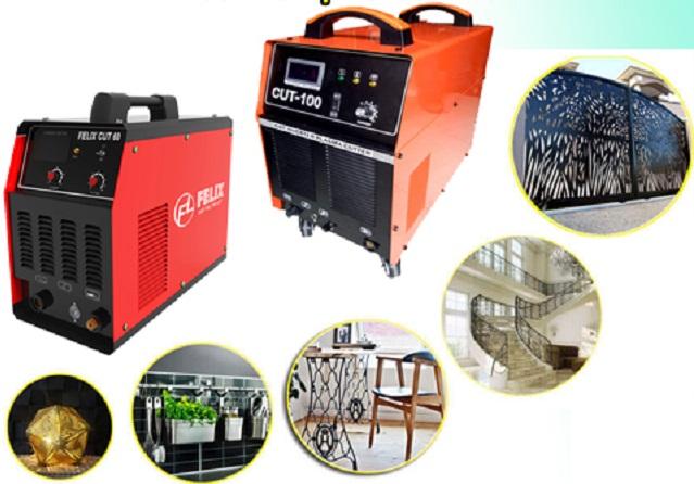 ứng dụng máy cắt plasma trong công nghiệp