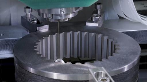 Ứng dụng máy cắt dây CNC