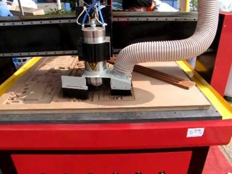 Máy cắt gỗ CNC – Một lựa chọn hiệu quả 1