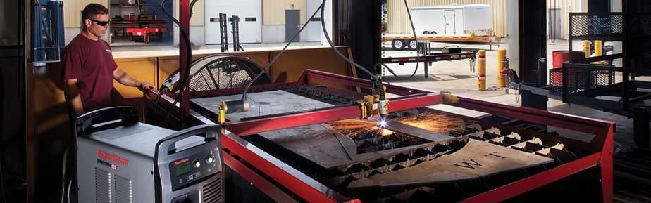 B03. Thành phần cấu tạo nên bàn cắt kim loại CNC 1