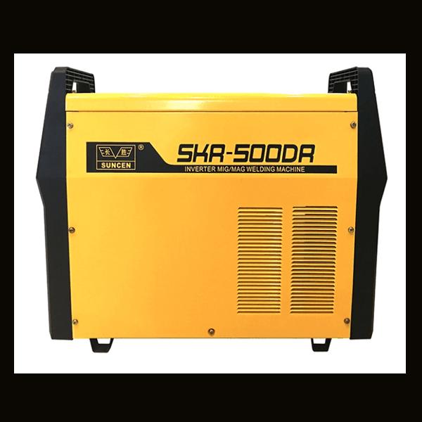 SKR500DR - Máy hàn CO2/MMA Inverter, chất lượng 2