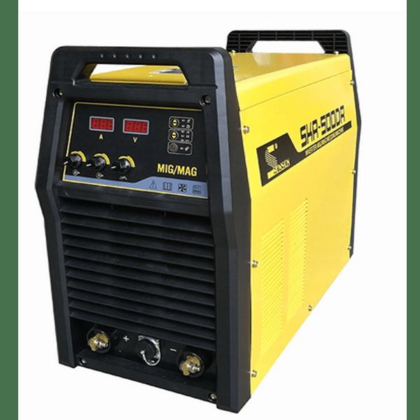 SKR500DR - Máy hàn CO2/MMA Inverter, chất lượng 3
