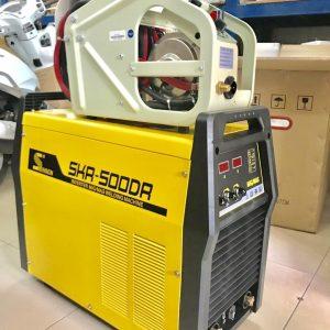 SKR500DR - Máy hàn CO2/MMA Inverter, chất lượng 7