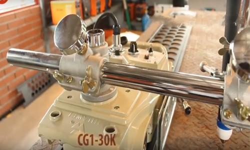 Xe Dẫn Hướng Máy Cắt Plasma CG1 - 30K