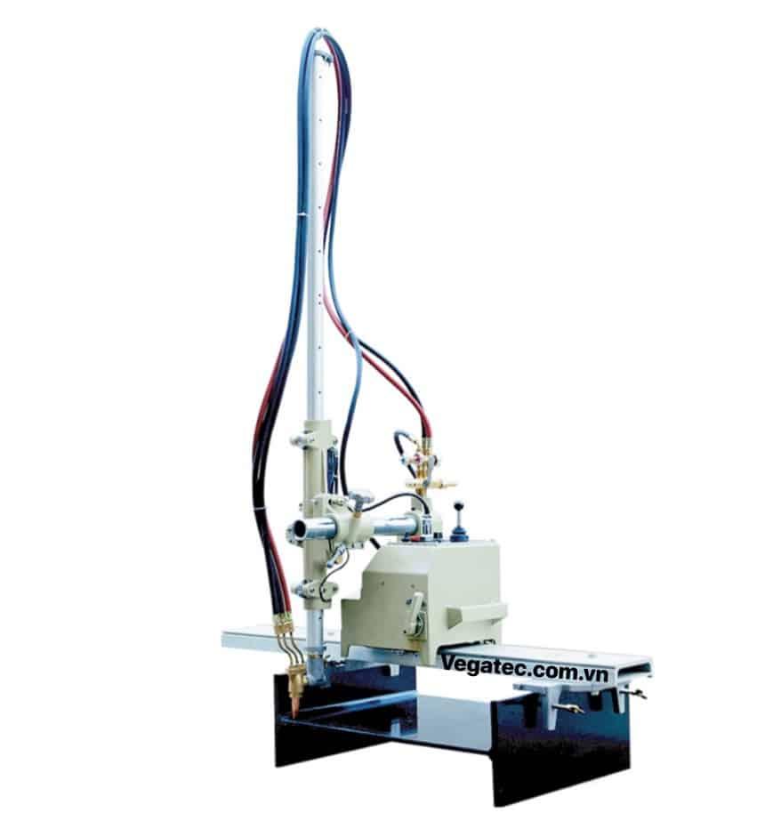 CG1-2A – Máy cắt đầu dầm dùng khí Gas (Trung Quốc) 1