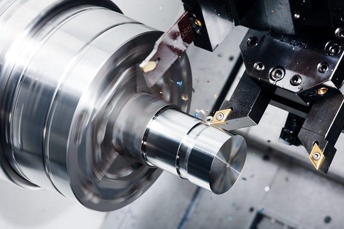 Công nghệ cắt gọt kim loại