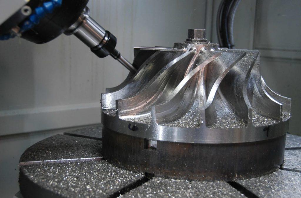 công nghệ cắt gọt kim loại phổ biến nhất hiện nay