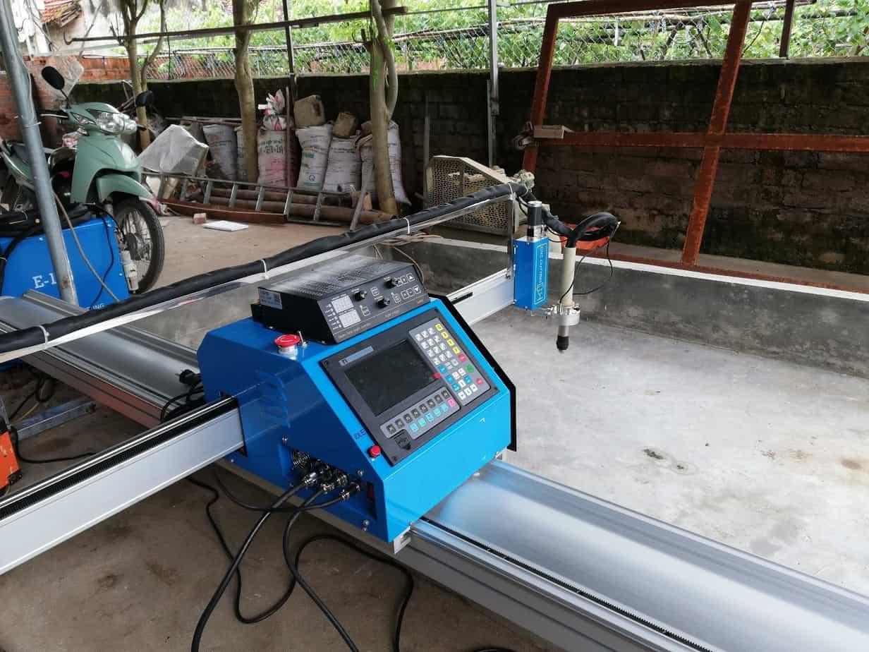 Máy Cắt Plasma CNC 1 Ray
