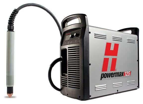 máy cắt plasma cơ là POWERMAX125