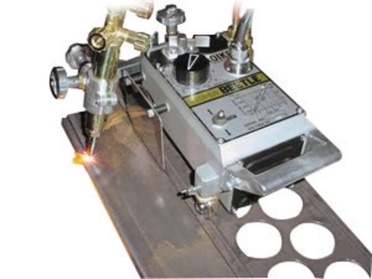 máy cắt Oxy Gas cnc