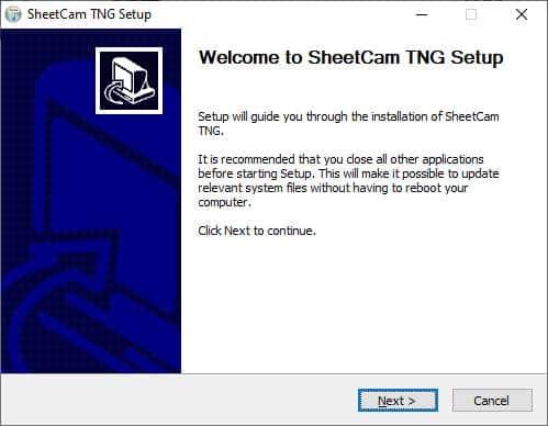 Cách Cài Đặt & Sử Dụng Phần Mềm SheetCam Cho Máy Cắt 2